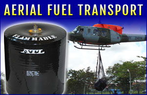 "ATL Aerial Fuel Transport ""Drop-Drums"""