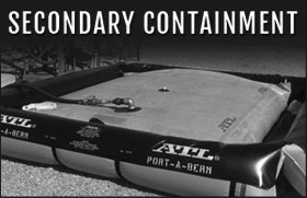 Portable Secondary Containment Systems