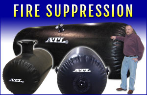 ATL Fire-Suppression Bladders